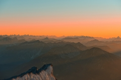 Alpenpanorama - Zugspitze