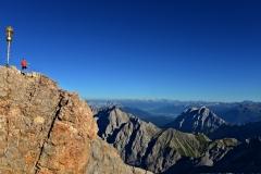 Gipfel - Zugspitze