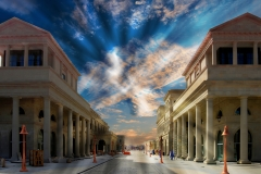 Cultural City Doha Qatar