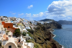 Kreuzfahrt Griechische Inseln Santorin