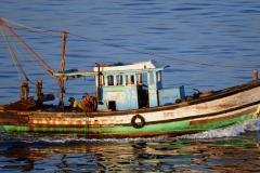 Kreuzfahrt Sri Lanka Fischerboot