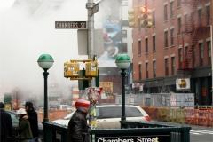 New York - Chambers Street