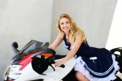 Model Motorrad