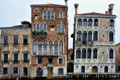Venedig Architektur Ca´Dario