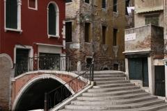Venedig Architektur Brücke