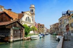 Venedig Canal San Trovaso