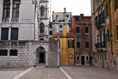 Venedig Cannaregio Ghetto