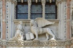 Venedig Löwe Porta Carta 1