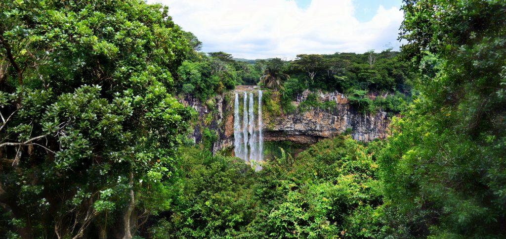 #Mauritius #Chamarel